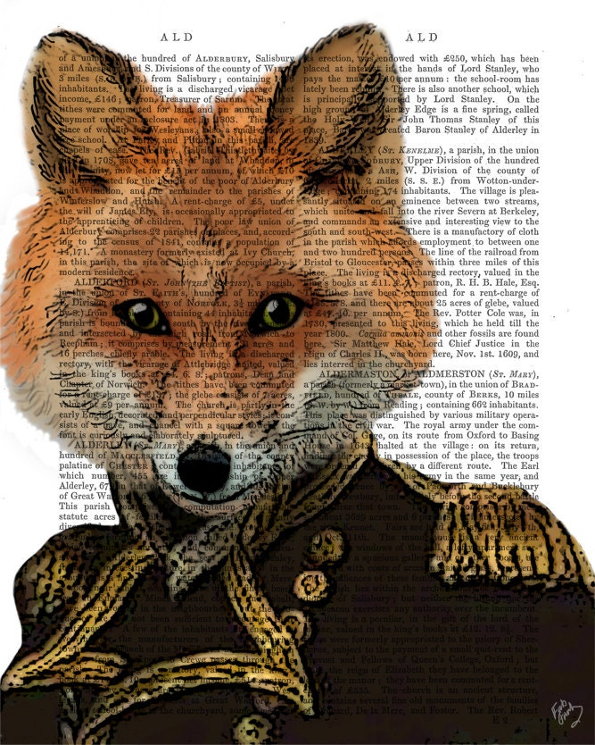 Gallery For gt Steampunk Fox Drawing