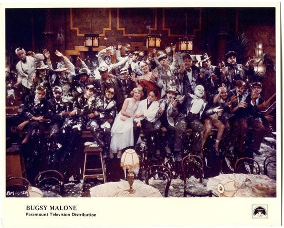 Movie Bugsy Malone Bugsy Malone Movie