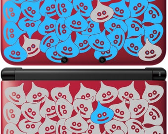 Dragon Quest Slime skin for 3ds or 3ds xl
