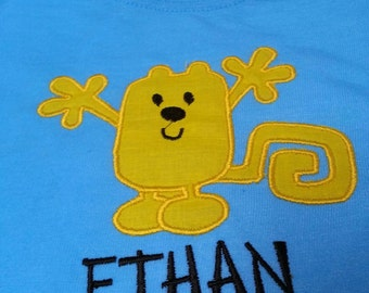 Wow Wow Wubbzy Shirt