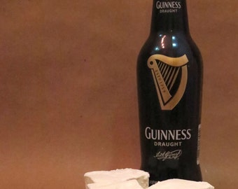 Guinness Marshmallows  - 1 dozen Stout Beer Gourmet homemade marshmallows