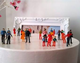 10 pieces lots diorama little people figurines plastics always combine price shipping