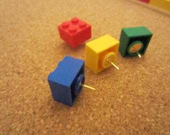 Activity Board Thumbtacks Corkboard School Daycare  (Set of 4)