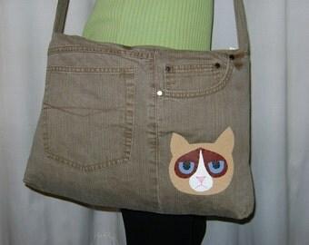 Grumpy Cat Shoulder bag