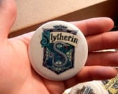 Slytherin Crest 2.25 inch Pinback Button
