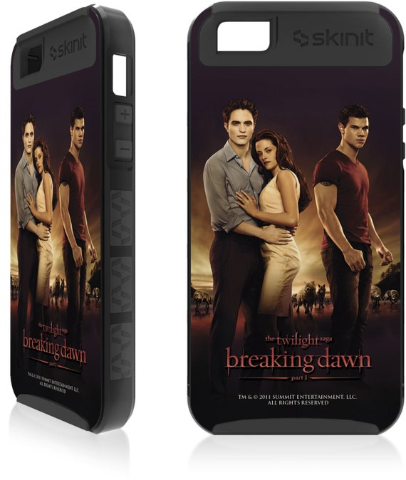 iPhone 5 Case - Twilight Breaking Dawn Love Triangle