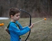PVC Toy Bow and Arrow