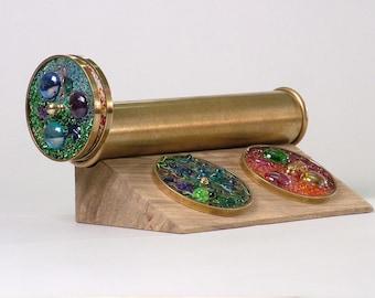 Giant Wheels Kaleidoscope with Extra Wheels, Kaleidoscope, Personalized gift, Christmas gift