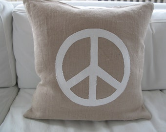 Pillow/cushion Peace