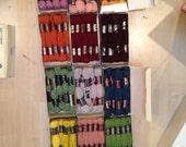 200 assorted DMC Tapestry Wool Skeins