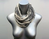 Gifts For Her, Cowl Scarf, Chunky Scarf, Circle Scarf, Winter, Scarves, Gift, Bohemian Jewelry, Men, Womens Gift, Boho Chic, Hipster