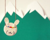 Bunny Hawk Necklace