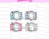SALE CAMERA clipart set zip file - Digital Camera Clip Art Digital illustration clipart by princess mi  201303