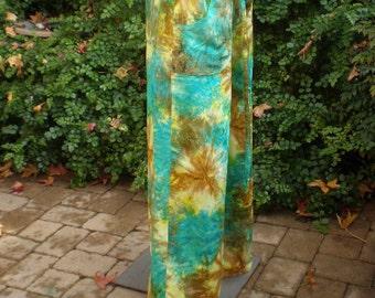 Handmade Hippie Inspired Wide Leg Pants Festival Clothes Hippie Clothes Tie Dye Style Batik Fabric Festival Clothing Hippie Clothing