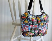 Awesome - Star Wars - Hobo Bag - Comic - FABULOUS