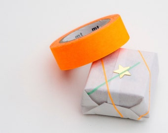 Orange MT tape Neon/Fluor