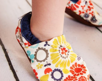 toddler shoes flower girl baby girl shoes retro flowers soft sole shoes baby girl booties flower crib shoes red and blue shoes for baby gir