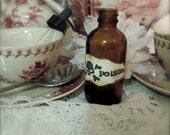 Original Stamp Poison Bottle