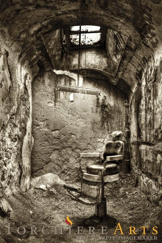 Eastern State Penitentiary Philadelphia Jail Cell Eerie