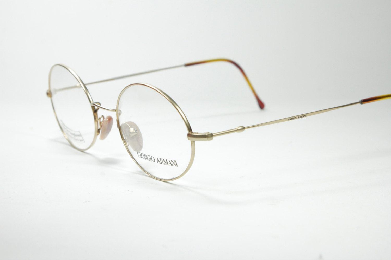 Giorgio Armani vintage minimalist ultra thin and light elegant