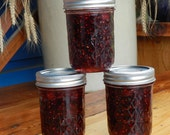 Triple Berry Jam, strawberry, raspberry and blackberry combo