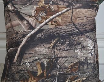 Realtree Pillow Cover- 18x18 inches- Hidden Zipper