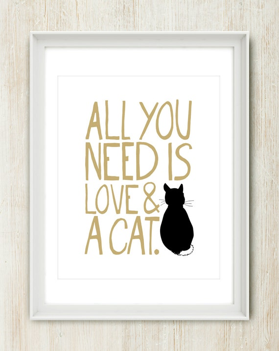 Love and Kitties