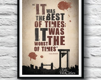 tale of two city essay
