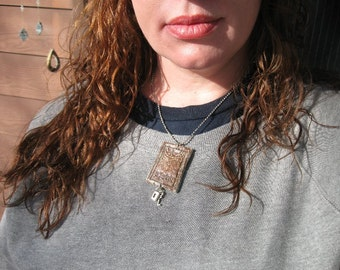 Rustic Sister Necklace