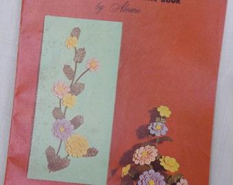DIY Macaroni How-To Book Vintage Circa 1960s  How to Make Marcaroni Art