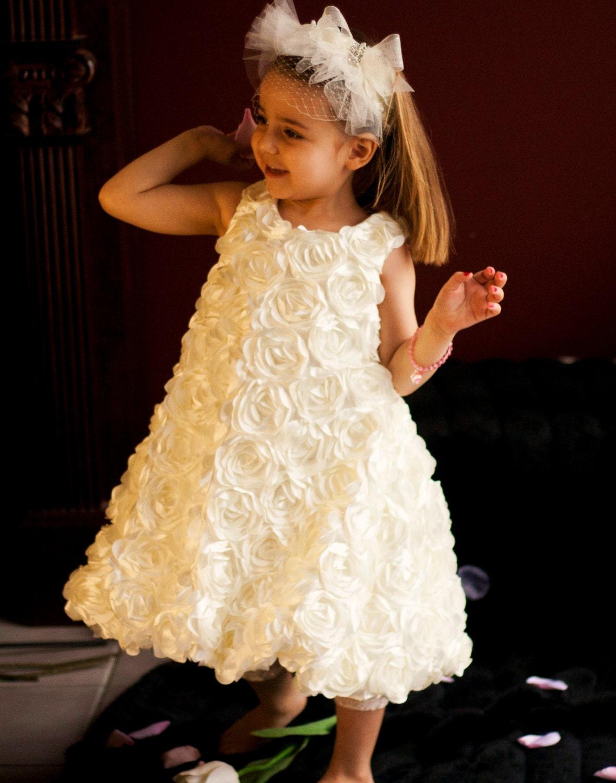 Flower Girl Dress munion Dress Toddler by FlowerGirlsCouture