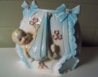 Porcelain Baby Bank