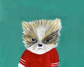 Disheveled Kitty