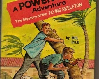 Vintage Power Boys Adventure, Mystery of the Flying Skeleton