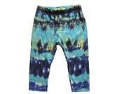 SALE tie dye print unisex baby leggings- Supayana