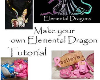 How to make your own Elemental Dragon - PDF