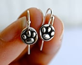 Paws Up Earrings