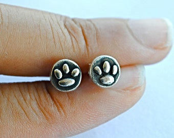 Paws Up Studs