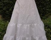 Vintage 1970s Petticoat or Crinoline SALE