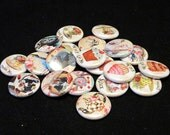 15 Alice in Wonderland Buttons-02