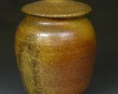 Covered Jar