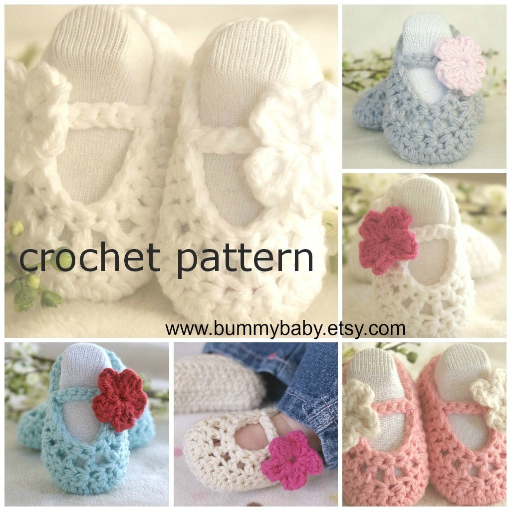 Crochet Patterns Video Download : Instant Download Crochet PATTERN PDF Crochet Baby by bummybaby