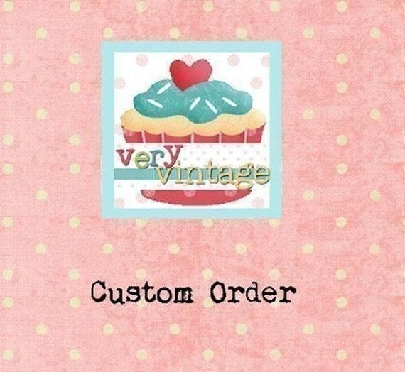 Custom Listing for jlbiegen