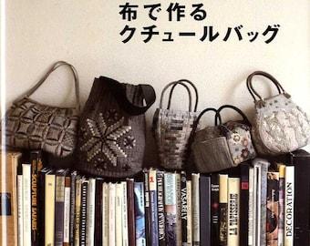 Yoko Saito Couture Bags - Japanese Craft Book