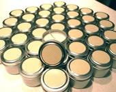 Custom Listing for phillyboundjoane Wedding Gift Favor Candle Sample