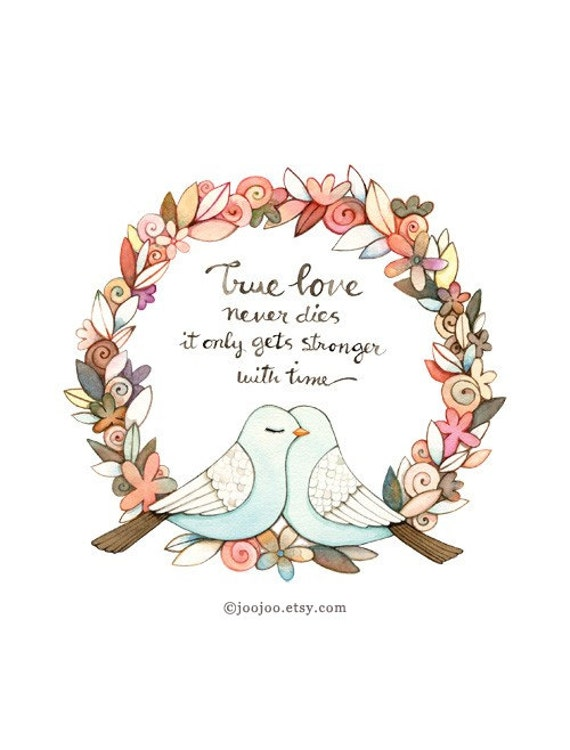 Quotes About Love Birds : Love Bird Quotes. QuotesGram