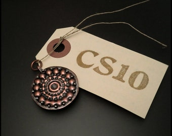 CS10  Radiance Medallion by Experimetal