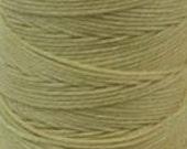 4 Ply 1 Spool (90-100 Yards) Irish Waxed Linen Crawford Cord YELLOW 420027