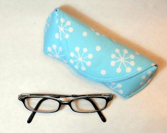 Eyeglass or Sunglass Case - Flying Jacks