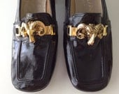 Miller Galleria Italian Patent Leather shoes 6.5 B